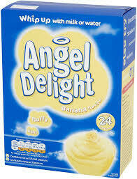 Banana Angel Delight 1 x 600g