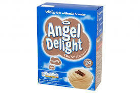 Chocolate Angel Delight 1 x 600g