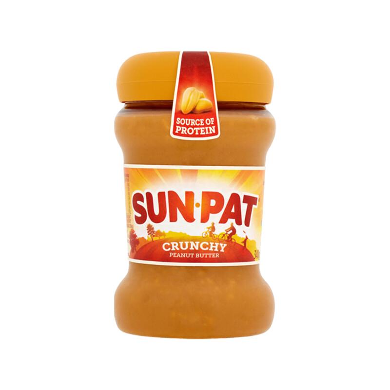 Sunpat Peanut Butter Crunchy 1 x 300g