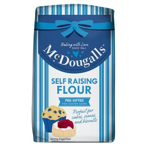 Mcdougalls Self Raising Flour 1 x 500g