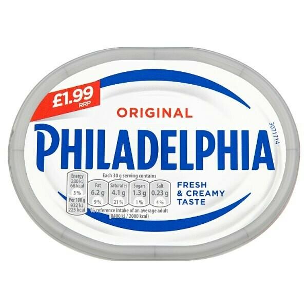 Philadelphia Original 1 x 180g
