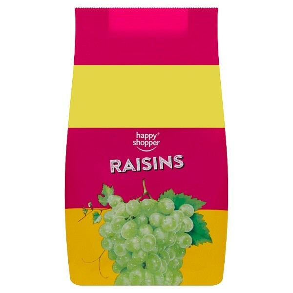 HS Dried Raisins 1 x 375g