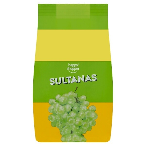 HS Dried Sultanas 1 x 375g