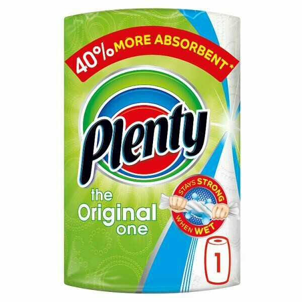 Plenty Kitchen Towel 1 x Single
