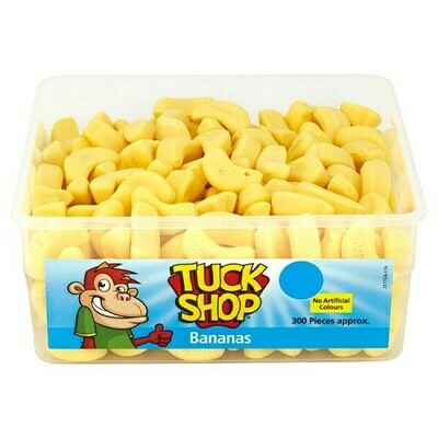 Tuck Shop Bananas 300 Pieces 840g