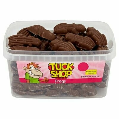 Tuck Shop Frogs 60 Pieces 720g