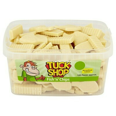 Tuck Shop Fish 'n' Chips 120 Pieces 780g