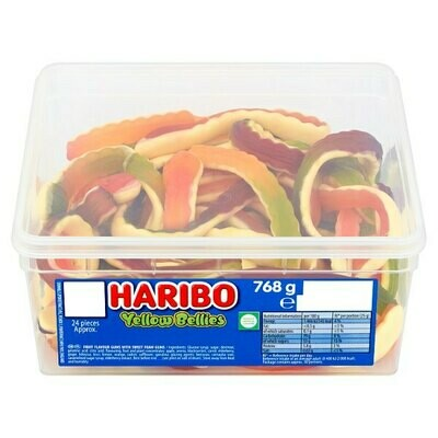 HARIBO Yellow Bellies 768g