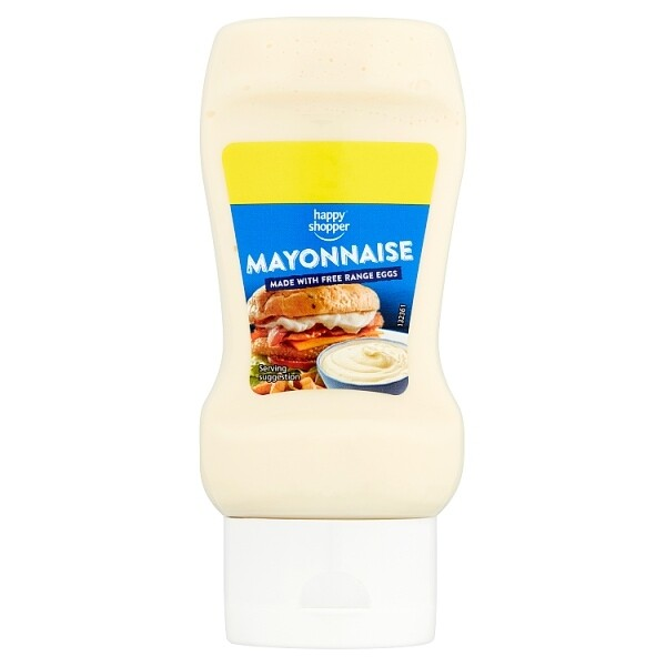 Happy Shopper Mayonnaise 250ml