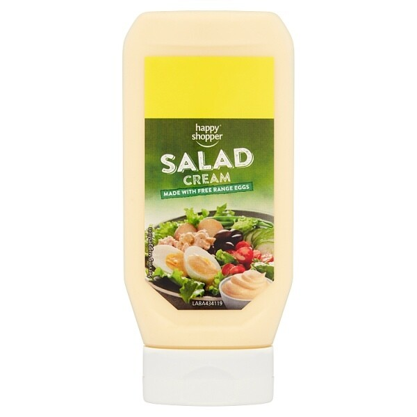 Happy Shopper Salad Cream 430g