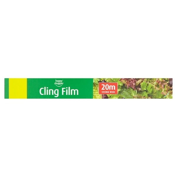 Happy Shopper Cling Film 350mm x 20m