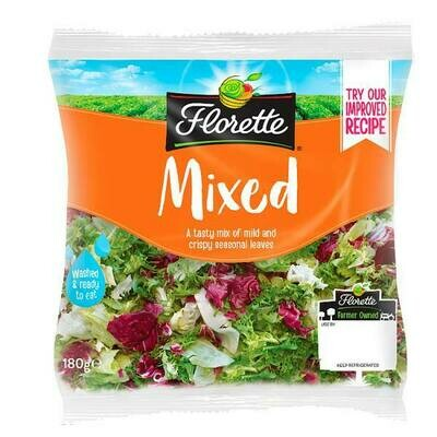 Florette Mixed Salad 1 x 180g