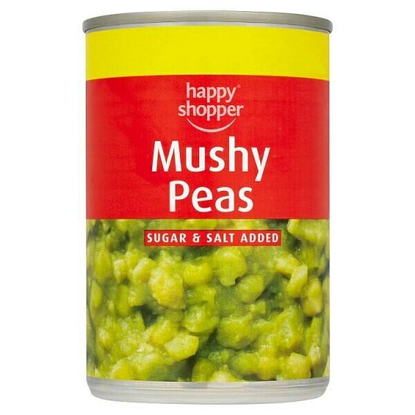 Happy Shopper Mushy Peas 300g