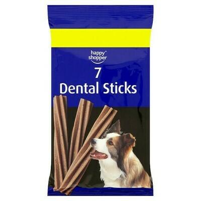 Happy Shopper 7 Dental Sticks 180g