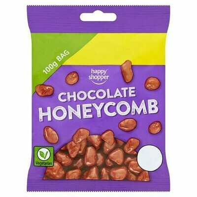 Happy Shopper Chocolate Honeycomb 100g