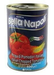 Bella Chopped Tomatoes 1 x 400g