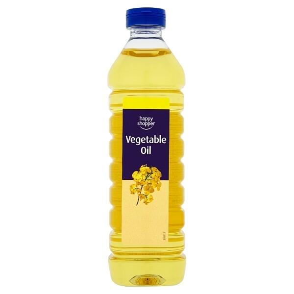 Happy Shopper Vegetable Oil 500ml