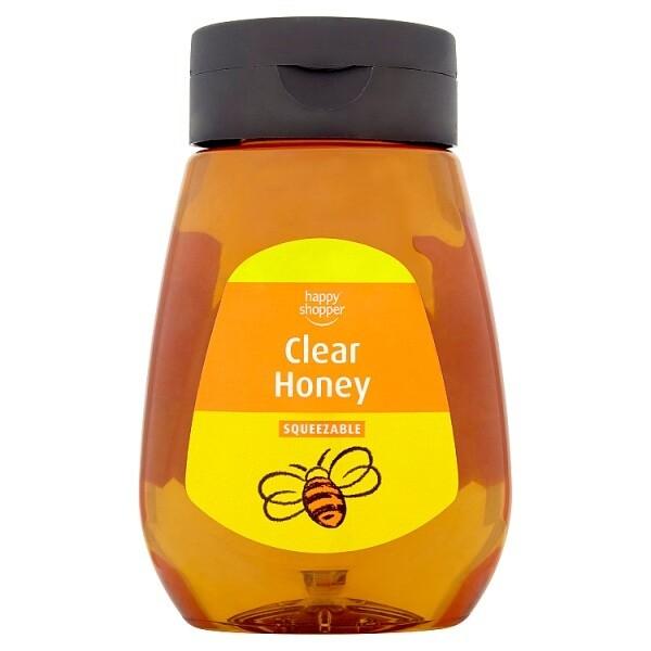 Happy Shopper Clear Honey 340g
