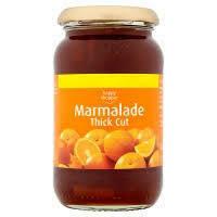 Happy Shopper Thick Cut Marmalade 454g PM £1.19