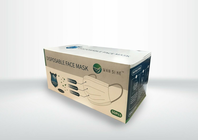 Disposable Face Masks (non surgical)