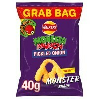 Walkers Monster Munch Pickled Onion 32 x 50g