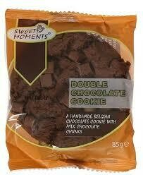 Sweet Moments Double Chocolate Cookie  1 x 12