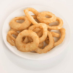 Beer Battered Onion Rings 1 x 1 Kilo