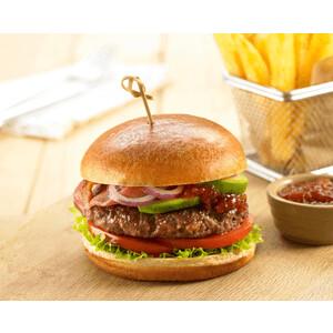 Brioche Burger  Rolls 1 x 50