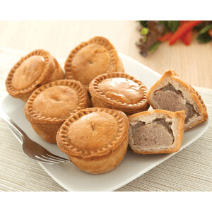 Buffet Pork Pies 36 x 1