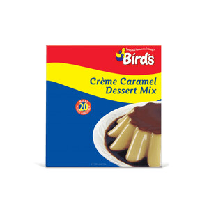 Creme Caramel Dessert Mix 1 x 20PTN
