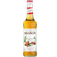 Monin Syrup Ginger Bread 1x70cl (Glass)