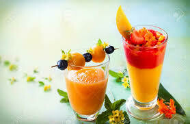 Smoothie Melon, Mango & Strawberry 1 x 140g