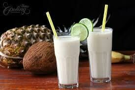 Smoothie Pineapple, Banana & Coconut 1 x 140g