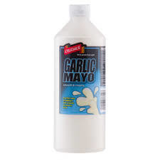 Garlic Mayonnasie 1 ltr