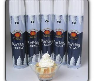 Aerosol Spray Cream 1 x 500g