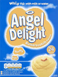 Angel delight Butterscotch 1x600g