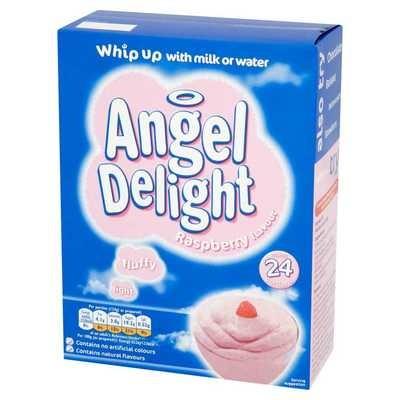Angel Delight Raspberry  1x600g