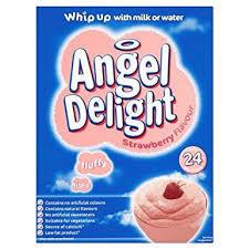 Angel delight Strawberry 1x600g