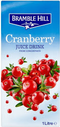 Cranberry Juice 12x1ltr