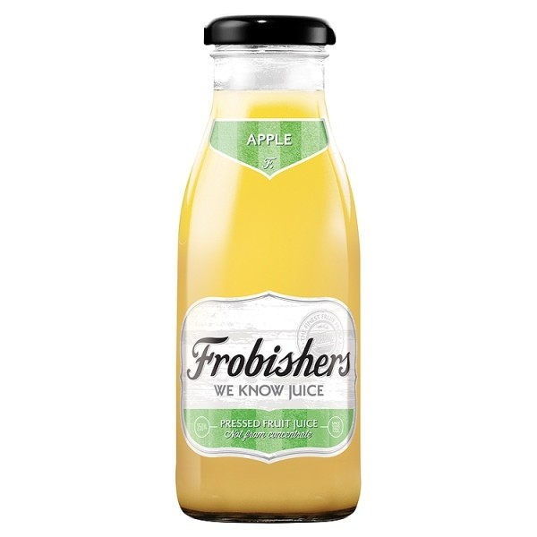 Frobisher  Apple Juice 12 x 250ml