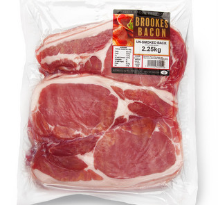 BEST Bacon 2.25 kilo