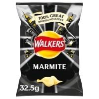 Walkers Marmite Crisps 1 x 32 Standard