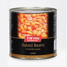 Baked Beans 6x840g