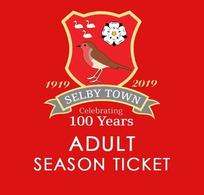 Adult Season Ticket 2020/21