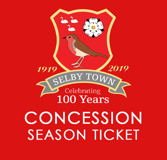 Concession Season Ticket 2020/21