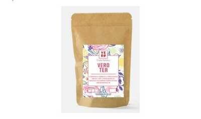 Herbata  Liściasta  Puerh Da Xue Shan – Snow Mountain 2020 No.866 z  Lipą, Melisą i Miętą
