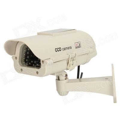 CCD Camera dummy solar camera