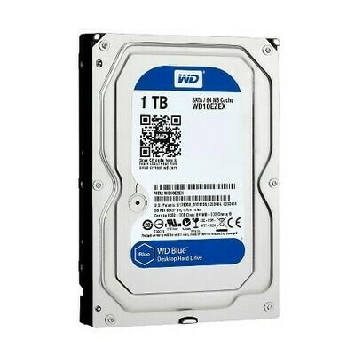 Western Digital new 1 Tb HDD Sata 3.5