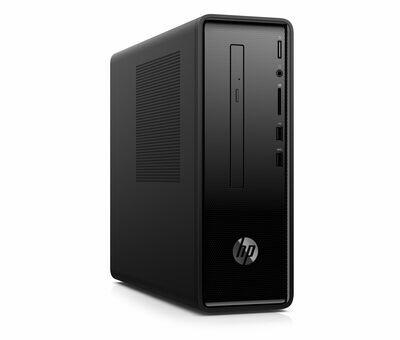 HP Slim Desktop PC 290-p0043w Windows 10 4GB 500GB HDD DVD HDMI VGA Wireless