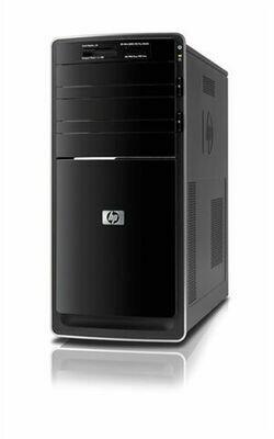 HP Pavilion Desktop P7-1254 AMD A67-3620 Radeon HD 6530D 8GB 250GB HDD 802.11 wireless b/g/n & Bluetooth 3.0 W10P